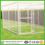 El perro portable ejecuta la venta al por mayor de la jaula del perro de la buena calidad