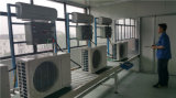 24000BTU Acdc auf der Rasterfeld-Solarklimaanlage, die nur 1250watt verbraucht