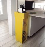 Uispair 2개의 층 침실 화장실 부엌 목욕탕 수건 저장 금속 선반