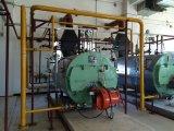 Verpakte Olie/Stoomketel Met gas
