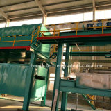 Máquina prepintada del acero galvanizado, línea de pintura de las bobinas de la tira