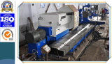 Máquina de pulir económica del CNC de la alta exactitud para el rodillo de acero de torneado de pulido (CG61160)