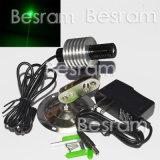 luz laser verde del módulo 532nm del laser del verde del PUNTO 30mw-50mw