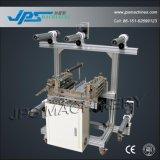 Jps-320dt máquina que lamina fría de tres capas para la cinta, la película y el papel de Ahesive