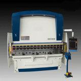 Freio da imprensa hidráulica do CNC Wc67y-63/3200 para a dobra da placa de metal