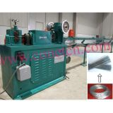 中国製Low Carbon SteelかHigh Carbon Steel Wire StraighteningおよびCutting Machine