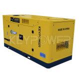 Gelbe generator-Set-Energie der Farben-20kw Dieseldurch Cummins
