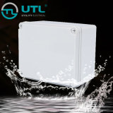 IP66 Waterproofing ABS Plastic Junction Boxes para o exterior