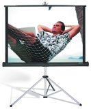 Im Freienprojektor-Bildschirm-schneller Falten-Projektor-Bildschirm