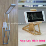 Lampe de table à LED flexible avec UL / Ce / RoHS