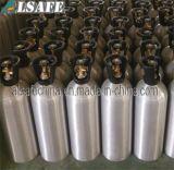 Alte bombole per gas di alluminio anticorrosive