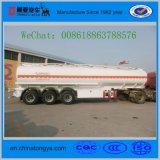 De semi Tanker van de Aanhangwagen voor Benzine, Diesel Aanhangwagen 3 van de Tank Assen