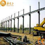 Taller de la estructura de acero con la grúa de arriba (SSW-384)
