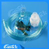 Het beschikbare Medische Zuurstofmasker van de Verstuiver voor Volwassen Kinderen