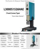 Dienst van de verkoop verstrekte de Ultrasone Plastic Machine van het Lassen