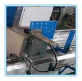 El inglete doble vio para las puertas del PVC o de la ventana de aluminio
