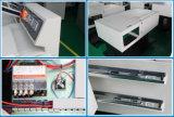 Petit emballage en papier rétrécissable Semi-Automatique/automatique Machine/2 dans 1 machine de rétrécissement de la chaleur