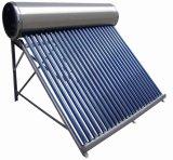 Calentador de agua solar del acero inoxidable con el tiempo largo Werrenty