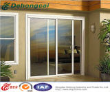 2015 Wholesale China Vinyl PVC/ Aluminum Sliding Patio Door