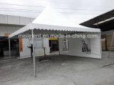 tente en aluminium de stationnement de véhicule de tente de Gazebo de qualité de 5X5m