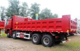 Sinotruk HOWO 8X4 371HP Dump Truck