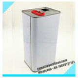 Металлическое масло смазки олова Can_5liters_for упаковывая