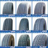 O táxi novo do projeto monta pneus tamanhos radiais dos pneus de carro 265/70r17 de SUV para a venda