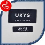 Étiquettes tissées par marque faite sur commande de fantaisie de profession pour le vêtement