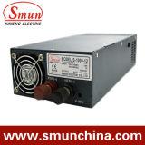 AC / DC Unidad de potencia de salida única de 5V / 12V / 15V / 24V / 36V / 48V con el CE RoHS Garantía 1 Año