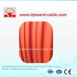 Câble électrique ignifuge d'incendie (conducteur de cuivre de 5 faisceaux)