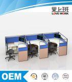Kundenspezifischer Büro-Partition-Arbeitsplatz