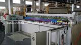 Zw4000 de Automatische Buigende Machine van het pP/HDPE/PVC/PVDF/Pph/Ppn- Blad