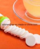 Плодоовощ фабрики OEM приправляет таблетку c витамина Effervescent