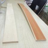 LVLのベッドのスラット(890X100X7mm)を曲げる薄板にされたベニヤの製材E1接着剤