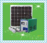 Sistema Home 20W 17ah 12V de potência solar