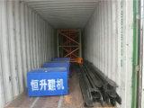 Nieuwe die Kraan Qtz5010 in China door Hsjj wordt gemaakt