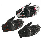 Motorrad-lederne Handschuhe, die Handschuh-im Freiensport-Handschuhe (MAG96, laufen)