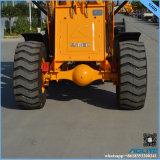 Prezzi usati Loder del trattore del giardino del caricatore 1.5ton della rotella dell'azienda agricola piccoli