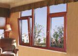 La impresión del traspaso térmico de aluminio Inclinar-Da vuelta a la ventana