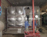 SUS 304 Nahrungsmittelgrad-Edelstahl-Wasser-Becken