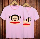 모양 t-셔츠 고리 남자 및 여자