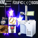 Laser Marking Machine della fibra per Rings (HS GQ-20W)