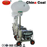 Beweglicher Mo-1200q Glanz-Freier Ballon-heller Aufsatz