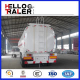 중국 세 배 차축 트레일러 45000 리터 기름 연료 유조선