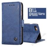 Kippen-Handy-Fall mit Karten-Beutel für Samsung S5