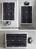 6W indicatore luminoso solare esterno Integrated del giardino LED