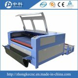 Автоматический подавая автомат для резки лазера с пробкой лазера 100W