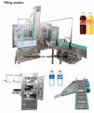 Завершите производственную линию машинного оборудования сока Beveragedrink энергии обрабатывая для сока стеклянной бутылки