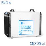 Filtro dell'aria pulito di trattamento facile della rotella registrabile 90 pinte di deumidificatore