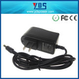 Yus123A 저희 Plug 12V 3A 5.5*2.5 Wall Plugin Charger